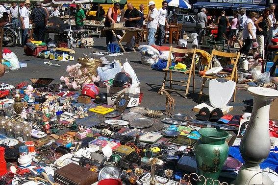il mercatino delle pulci di catania da settembre in piazza