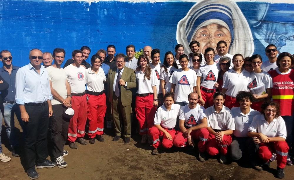 Decoro urbano volontari e studenti in partnership con il for Ufficio decoro urbano catania